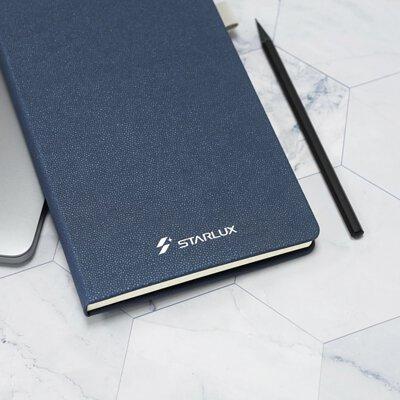 STARLUX   2021 精裝筆記本