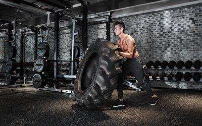 evolete-omni1.0-運動長褲-健身訓練