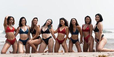 #bikini #Taiwan #Hotsauceapparel #台灣泳裝 #台灣辣醬 #黑辣 #派蒂設計 #設計師品牌 #