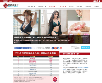 Qmomo, best online lingerie