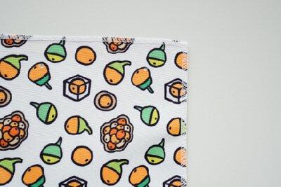 破布子印花設計