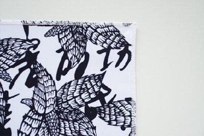 新竹客家關西仙草的印花圖案設計