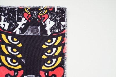 客家傳統的字紙季印花設計