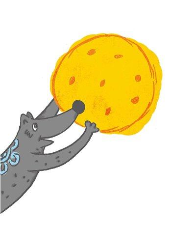 太郎與台中太陽餅的故事