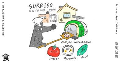 來自南義大利的風味披薩