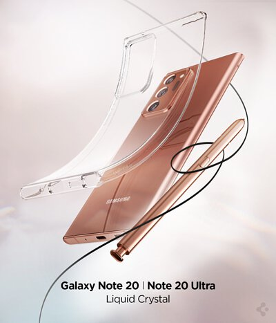 Galaxy Note 20 Liquid Crystal case, Note 20 Ultra保護殼