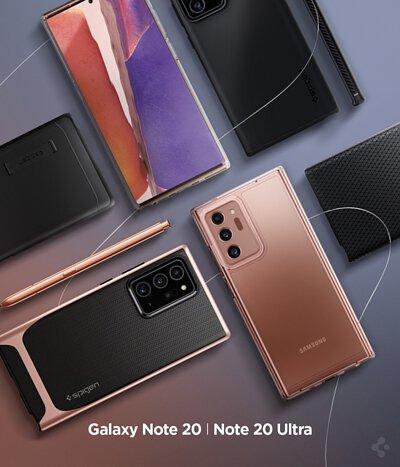 Spigen Samsung Galaxy Note20 手機保護殼系列
