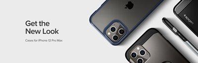 Spigen iPhone 12 Pro Max 系列專業保護殼
