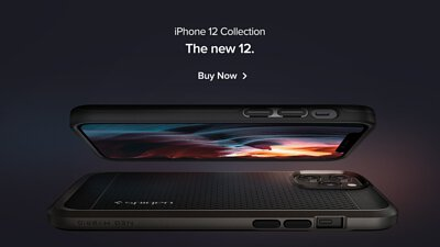 Spigen iPhone 12 手機保護殼系列