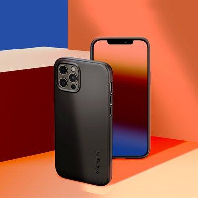Spigen iPhone 12 Pro Max Thin Fit-手機保護殼