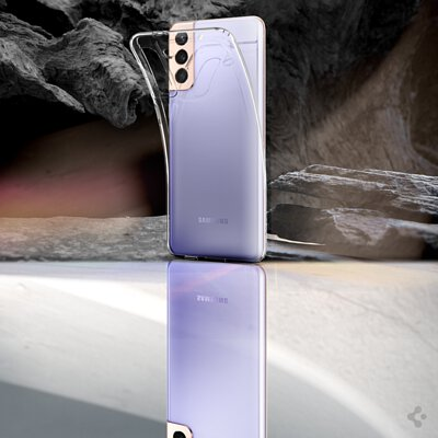 Spigen Galaxy S21+ Liquid Crystal-手機保護殼