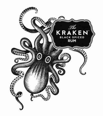 Kraken Rum logo