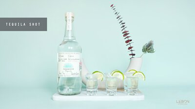Tequila-Shot