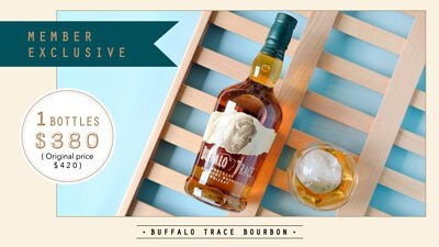 Member Exclusive Buffalo Trace Bourbon