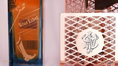Johnnie Walker Blue Label Capsule Series by Tom Dixon