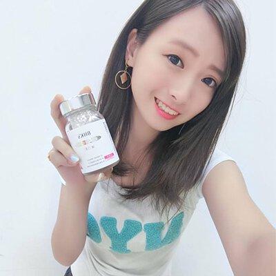 白婷羽-白白 Ting:奢光錠讓我氣色好,皮膚水潤又透亮!