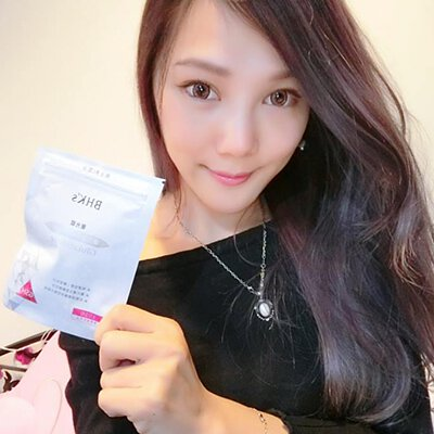 DJ AmberQ̆̈ 秋乓乓:氣色變好、變亮!奢光錠是台灣之光!