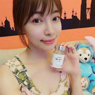 小瑾~Angela:奢光錠讓我明顯變透亮,上妝更服貼!