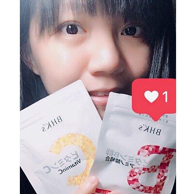 家教 Yunyen:吃BHK's B群+鐵讓我精神和氣色都好很多!