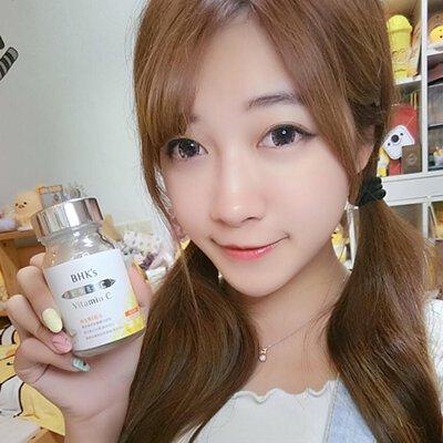 YiChen 辰辰:吃BHK's 光萃維他命C 讓我皮膚變得更亮白,精神狀態真的有變好!