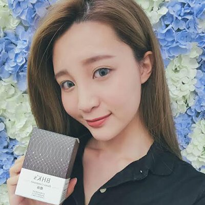 Grace 曉柔:頭髮指甲睫毛們的好朋友BHK's 婕絲膠囊!