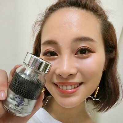 La femme chic 陳彤彤:BHK's 婕絲膠囊給指甲容易斷裂、落髮嚴重的人都需要的養分!