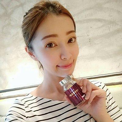 小瑾~Angela:吃BHK's 白藜蘆醇 氣色真的變好了,很有感!