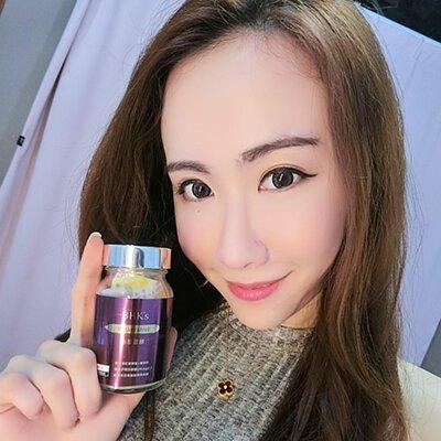 Dora 妍希:吃BHK's 白藜蘆醇 皮膚越來越好,也變得閃亮亮的!