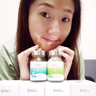 服務業  小臻:BHK's 綜合維生素最棒,不用瓶瓶罐罐的吃!