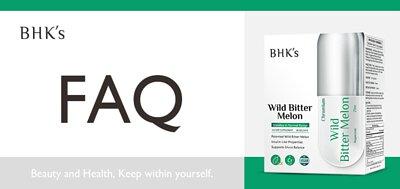 BHK's 專利苦瓜胜肽 Q & A