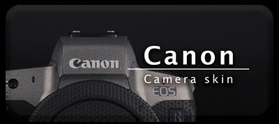 CANON Camera skin