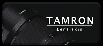 tamron lens skin
