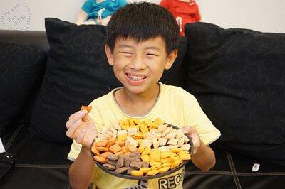歐麥格燕麥脆餅 - 米寶麻❤幸福滿載❤