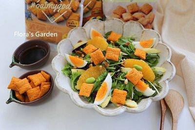歐麥格燕麥脆餅 - Flora's Garden
