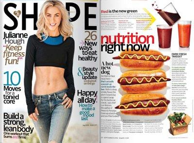 酸櫻桃汁媒體報導, 酸櫻桃汁媒體推薦, 喝酸櫻桃汁讓身體健康, 健康雜誌介紹酸櫻桃汁, shape酸櫻桃汁報導