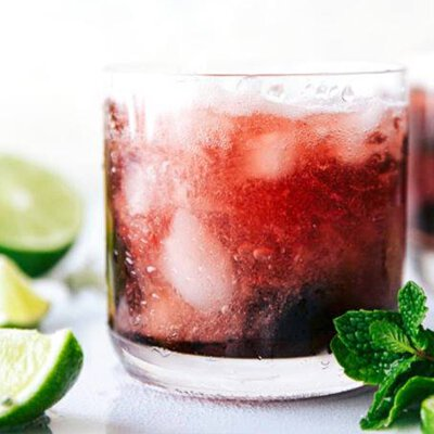 酸櫻桃雞尾酒製作方式, 酸櫻桃雞尾酒diy, 酸櫻桃雞尾酒食譜, 酸櫻桃食譜
