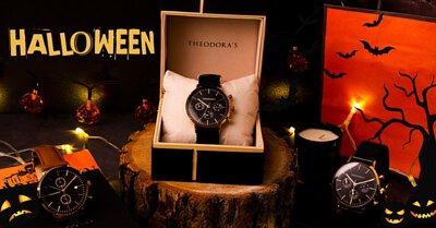 THEODORA'S, 手表, Watch, 万圣节, Halloween