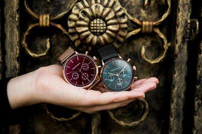 THEODORA'S, 手表, Watch, 湖水绿, 酒红