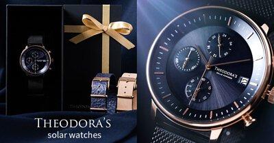 THEODORA'S, accessories, 手表, 太阳能