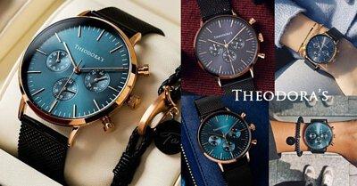 THEODORA'S, 2021, watches, fashion