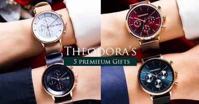 THEODORA'S, watches, jewelry, Valentine's Day