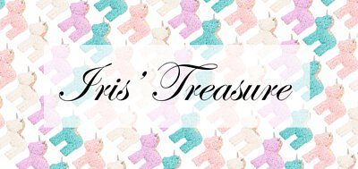 Iris Treasure - Page to rose product of unicorn