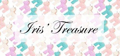 Iris' Treasure - page to rose product of unicorn