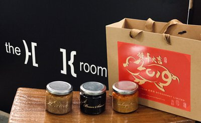 Lunar New Year Gift Set, 100% Hong Kong Handmade Sauce