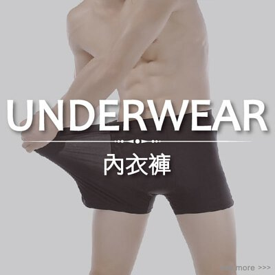 大尺碼男生內衣褲