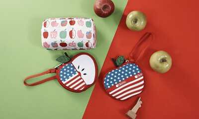 Lesportsac New York Apple