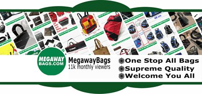 MegawayBags Made Over 5000 different Bags
