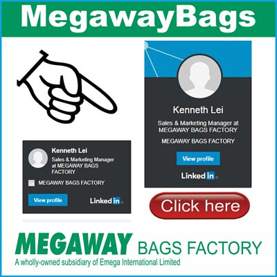 MegawayBags in Linkedin