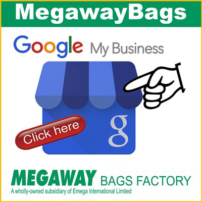 MegawayBags at Google Bussiness