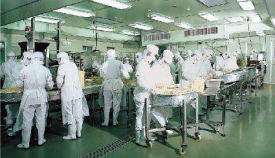 呷七碗-國際優良食品雙驗證工廠 01